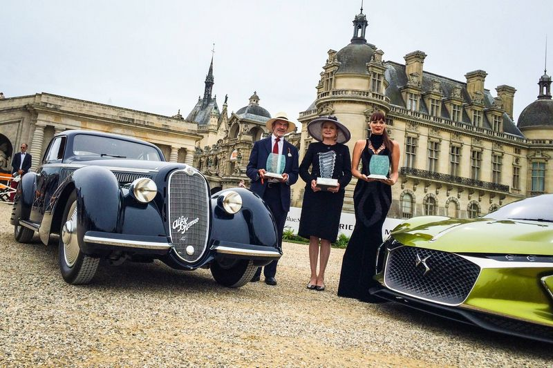 Best of show 2016 Chantilly Arts & Elegance Richard Mille