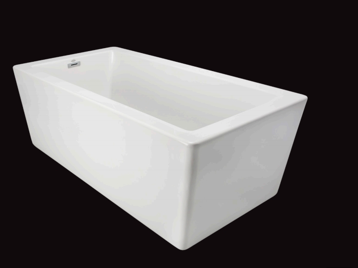 Bianca Freestanding Bathtub by Jacuzzi Luxury Bath-