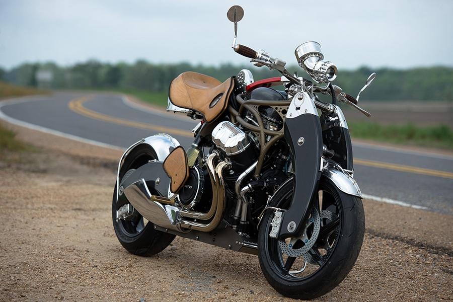 Bienville Legacy Motorcycle 2015-