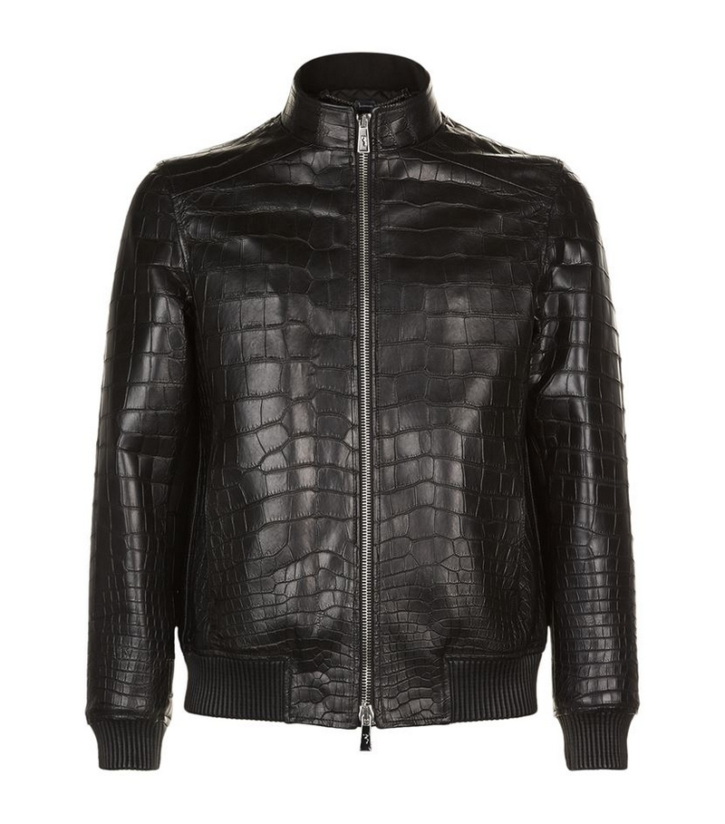 billionaire-alligator-bomber-jacket-for-men