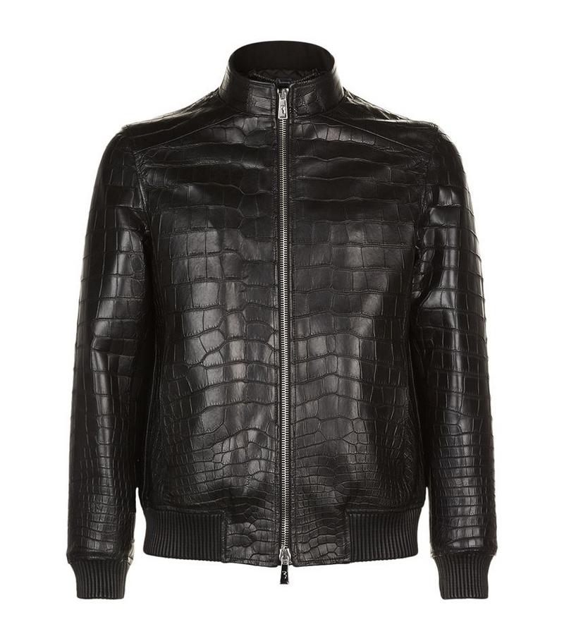 billionaire-alligator-bomber-jacket-for-men