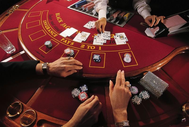 Blackjack Regent Navigator Nightlife