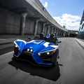 Blue Fire SL Limited Edition -- the most exclusive vehicle to Polaris Slingshot lineup 2luxury2 com