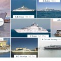 Boat International 200 Largest Yachts in the World - 2015 edition