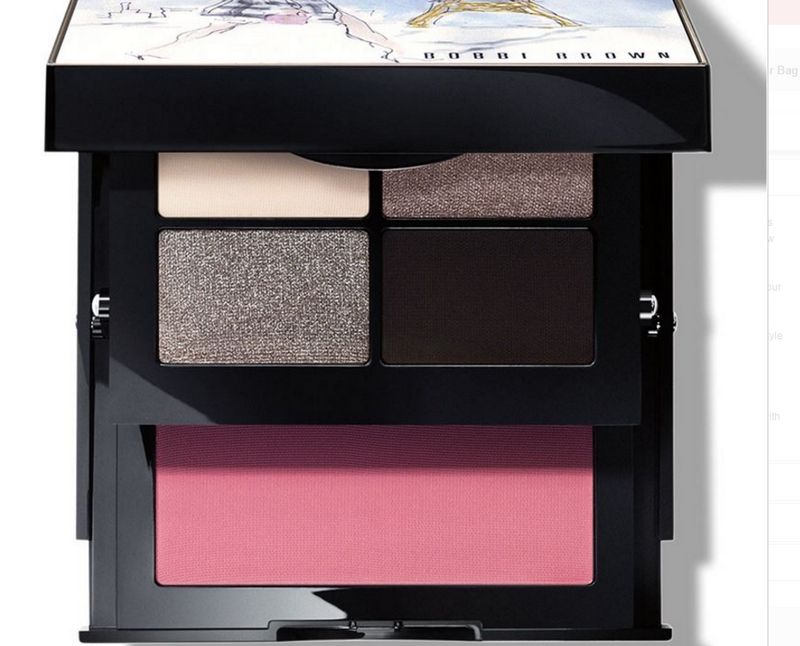 Bobbi Brown Exclusive 2016 City Collection bobbi-brown-paris-palette-