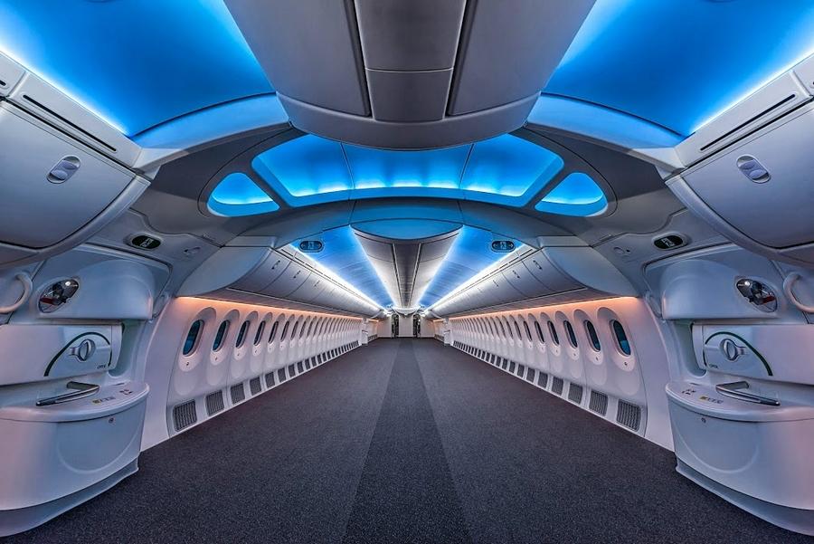 Boeing Business Jets - interior 2