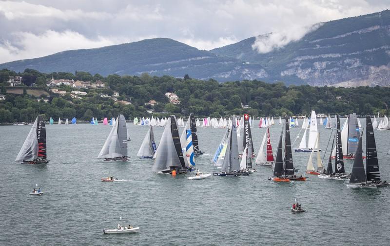 Bol d'Or Mirabaud 2016 - The world's most important inland lake regatta-