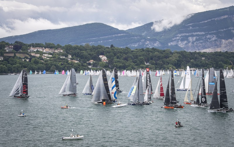 Bol d'Or Mirabaud 2016 - The world's most important inland lake regatta-