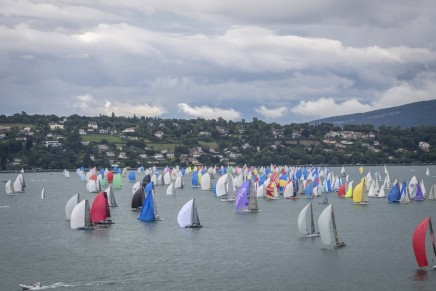 78th edition of the Bol d'Or Mirabaud – The world's most important inland lake regatta