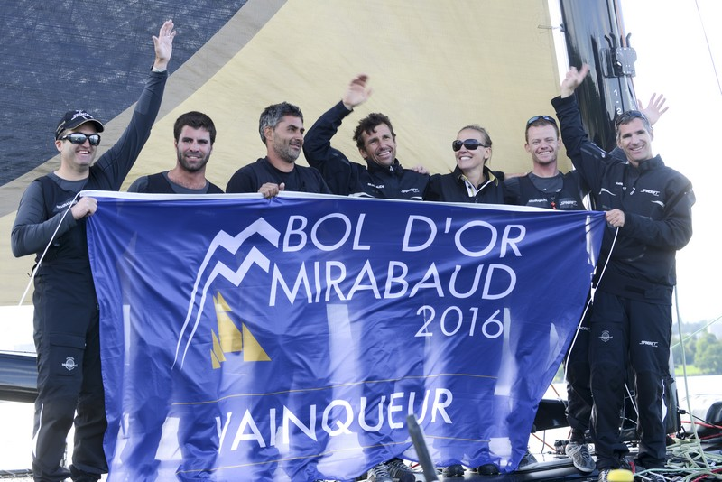 Bol d'Or Mirabaud 2016 - The world's most important inland lake regatta-001
