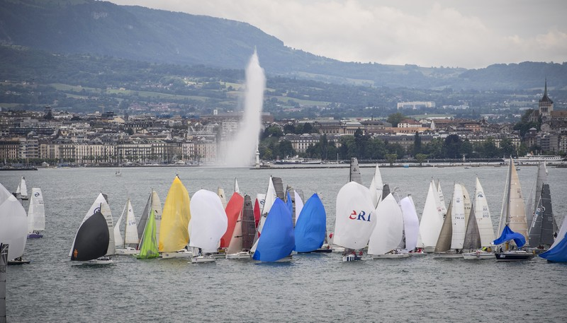 Bol d'Or Mirabaud 2016 - The world's most important inland lake regatta--