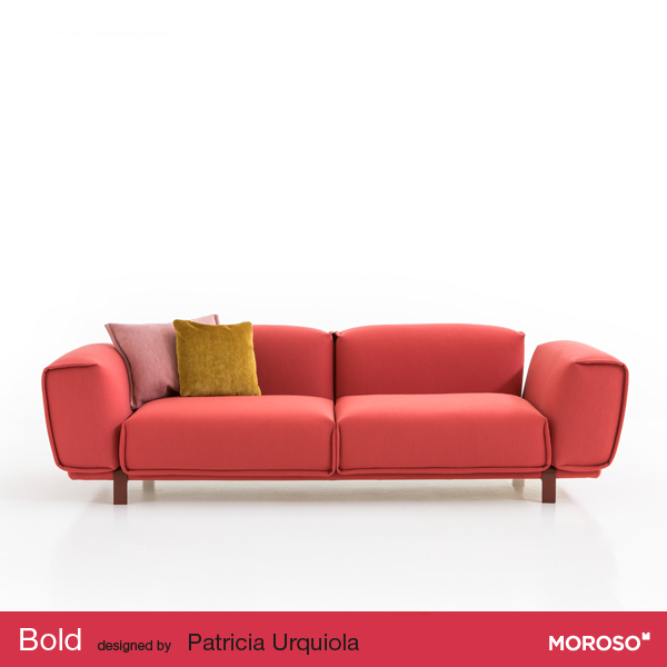 Bold - designed by Patricia Urquiola — at Moroso.