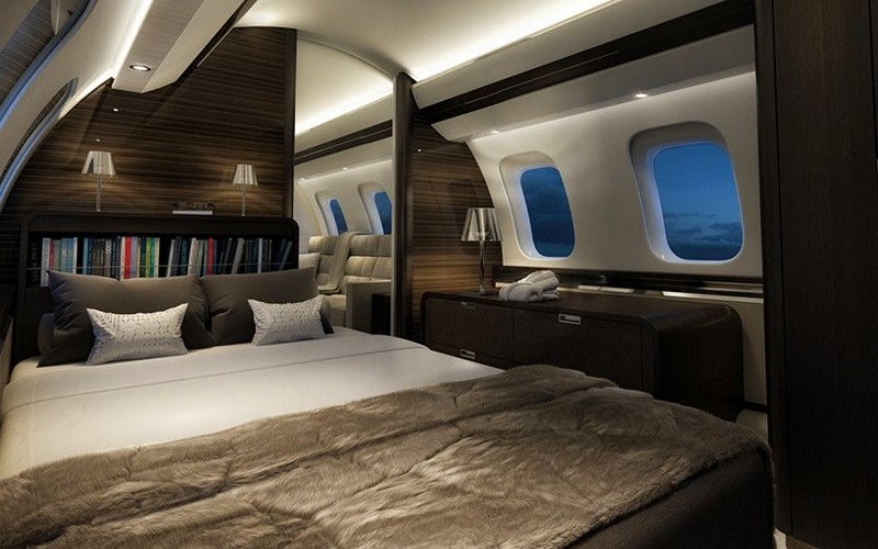 jet to set the standard for a new category of large business jets
