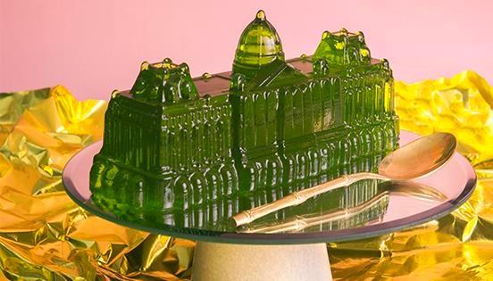 Bompas & Parr Jelly-Bompas & Parr presents The Harrods Jelly Parlour