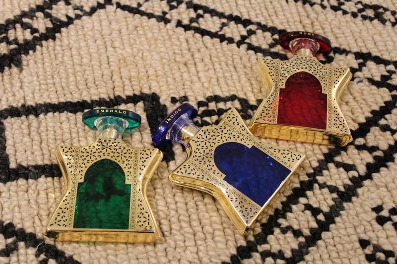 Bond No. 9 Dubai Emerald, Ruby and Indigo-perfumes - flying carpet
