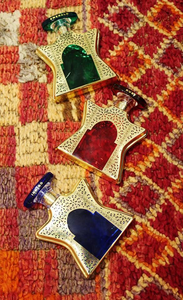 Bond No. 9 Dubai Emerald, Ruby and Indigo -perfumes