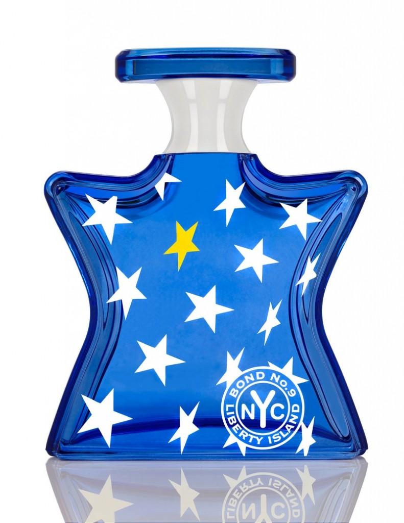 Bond No. 9 Liberty Island perfume 2016 scent-