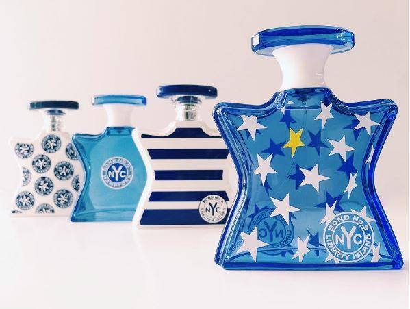 Bond No. 9 Liberty Island perfume 2016 scent- summer fragrances