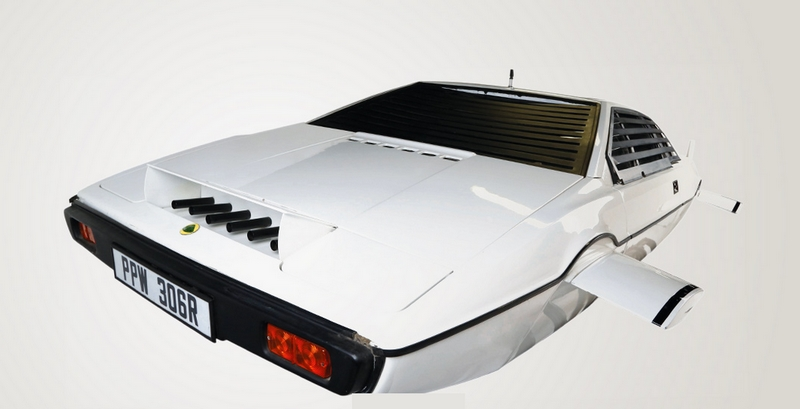 Bond in Motion -HE SPY WHO LOVED ME 1977 - LOTUS ESPRIT S1 – WET NELLIE