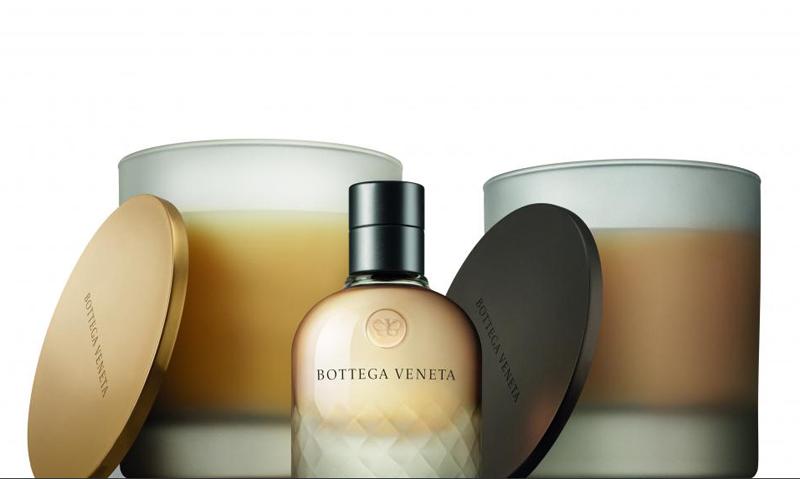 Bottega Veneta Deluxe Craftmanship edition 2015 - refill, perfumes and candles