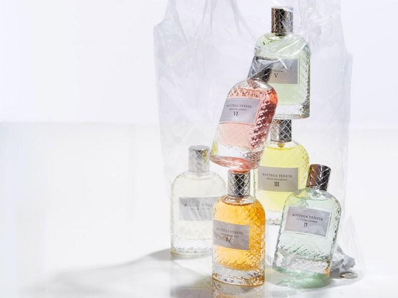 Bottega Veneta Parco Palladiano Collection 2016 - six perfumes