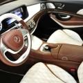 Brabus Mercedes-Maybach S600-interior