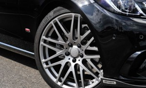 Brabus tuning for Mercedes-Benz C Class 2014-006