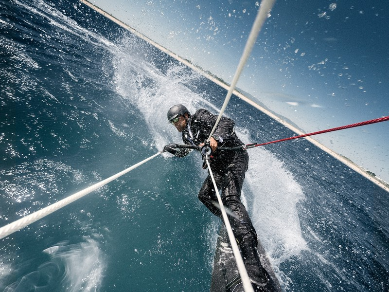 Rennyacht IMOCA Open 60 HUGO BOSS