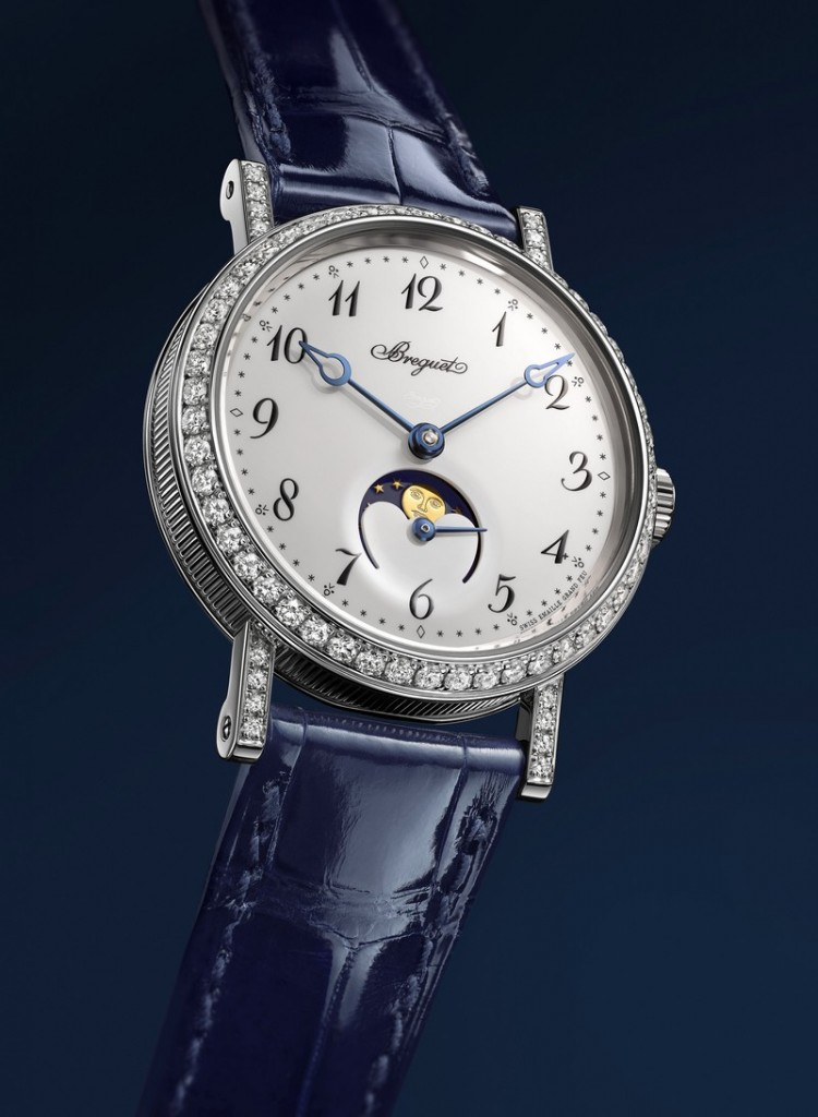 Breguet watches for Baselworld 2016 - phase de lune ladiers Watch Brands