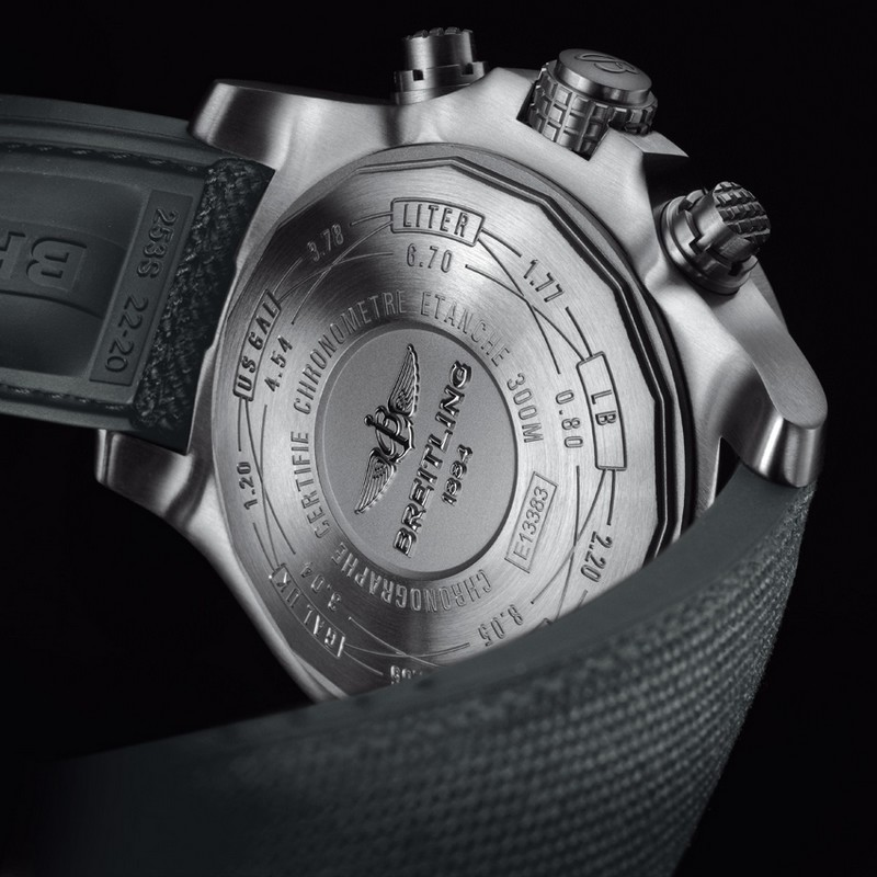 Breitling Avenger Bandit watch-0