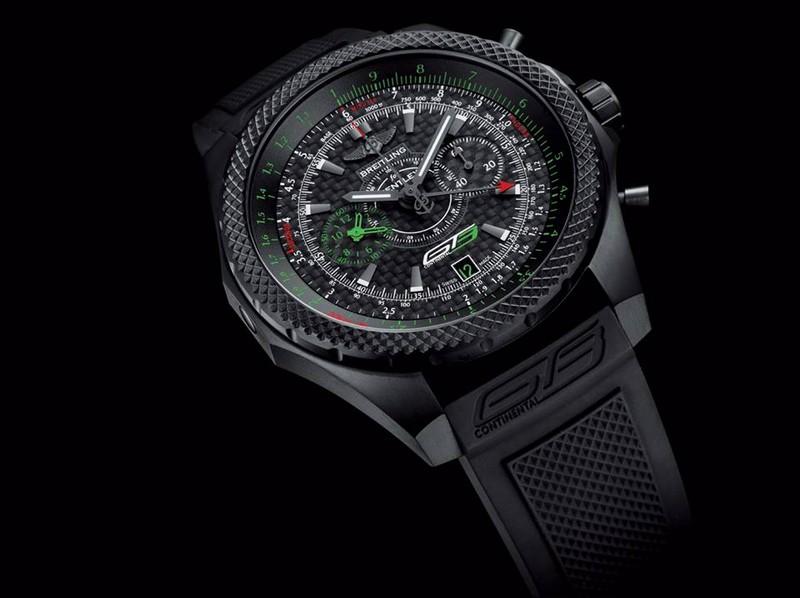 Breitling Bentley GT3 chronograph watch2015