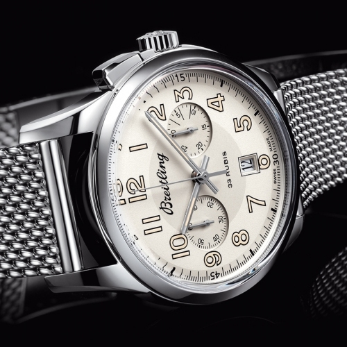 Breitling Transocean Chronograph 1915 -watch