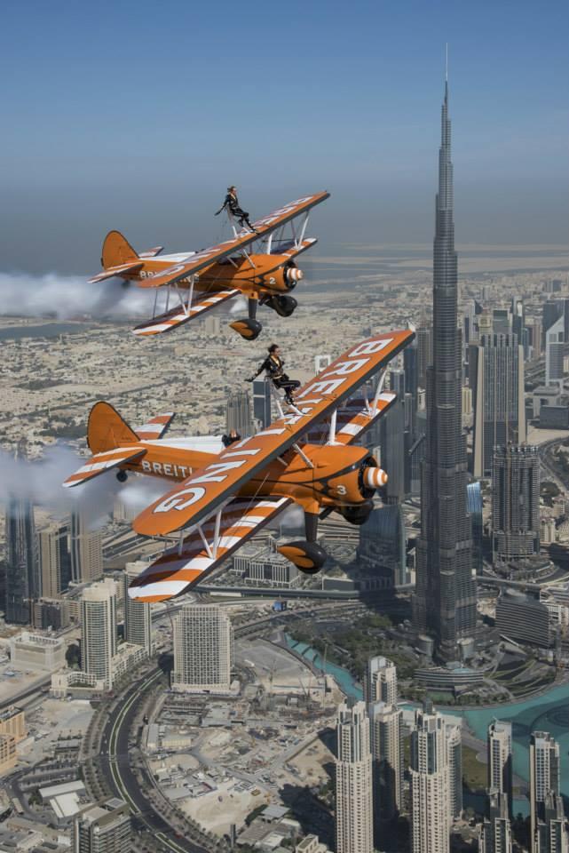 Breitling planes