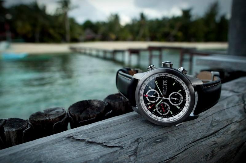 Bremont ALT1-WT World Timer watch