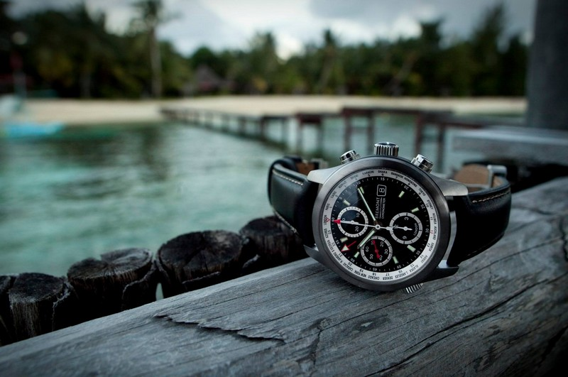 Bremont ALT1-WT World Timer watch