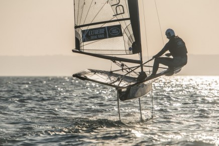 Adventurer, broadcaster and 'Speedbird' sailor Hannah White announced as Bremont's latest ambassador