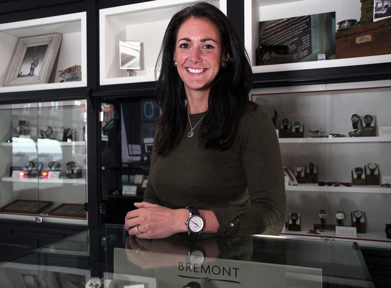 Bremont announces Speedbird sailor Hannah White as its latest ambassador