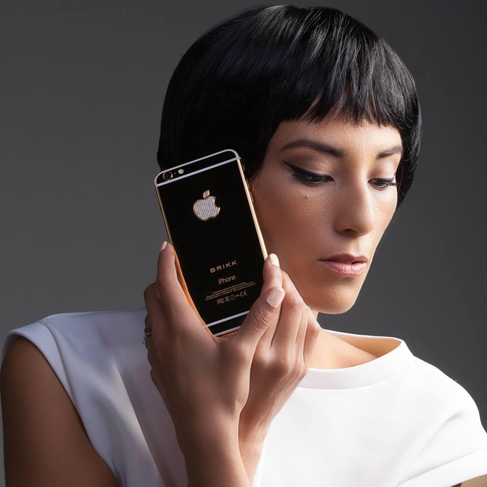 The $56,995 Lux IPhone 6 Plus Diamond SelectLUXURY NEWS