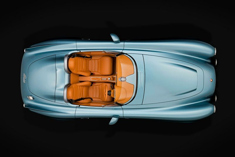 Bristol Cars has unveiled its first new model since resurrection - 2016 Bristol Bullet roadster-
