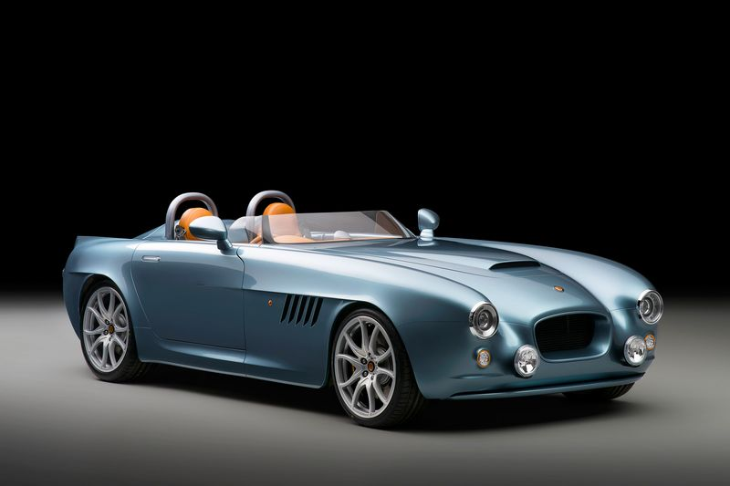 Bristol Cars has unveiled its first new model since resurrection