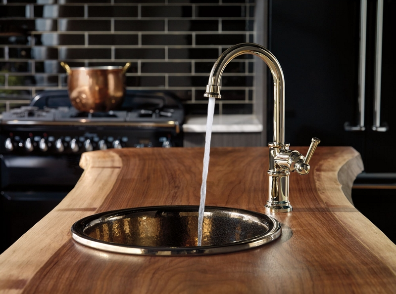 Brizo Artesso Kitchen recognized with a coveted Red Dot Award Product Design Award 2015