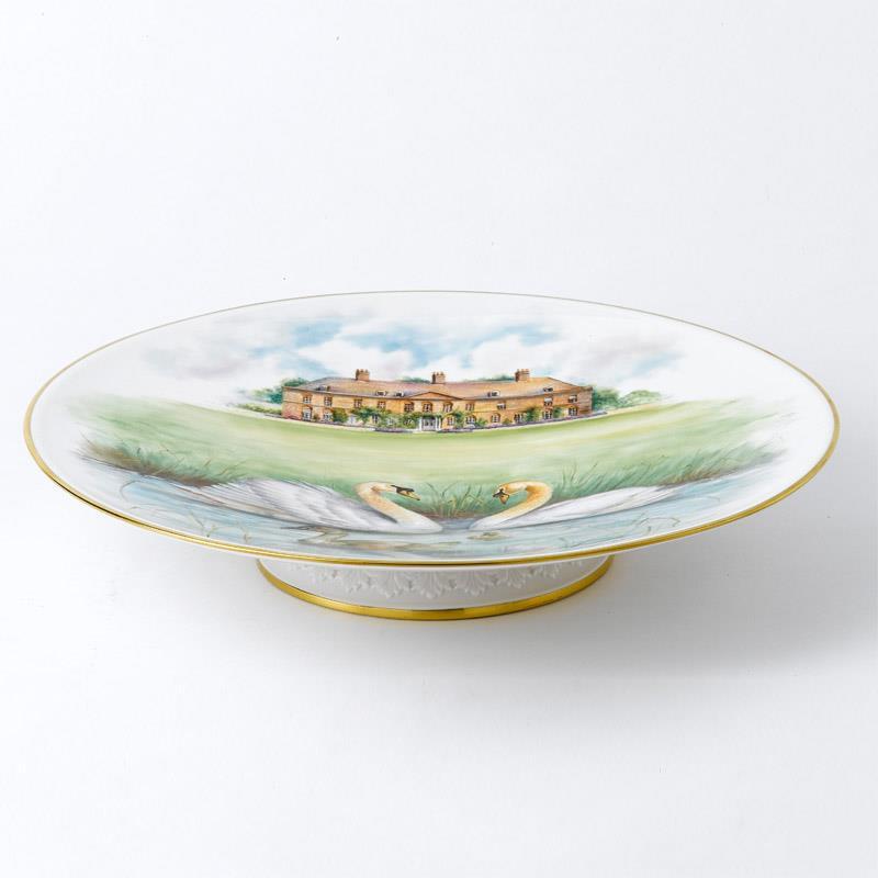 Bronte Porcelain Abberley Platter - Baby Platter 2015-