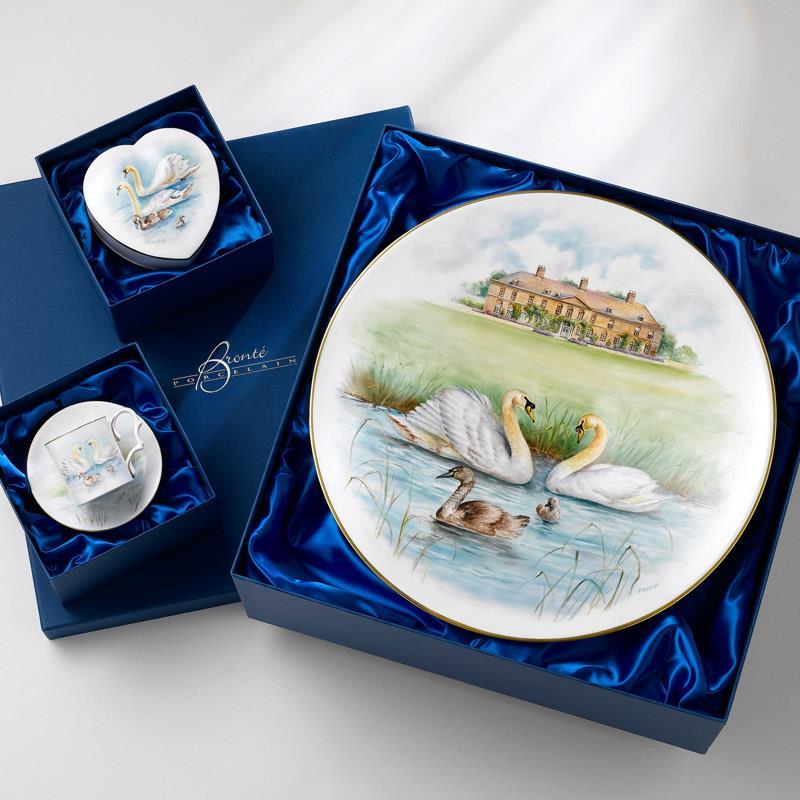Bronte Porcelain Abberley Platter - Baby Platter 2015-box