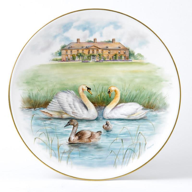 Bronte Porcelain Abberley Platter - Baby Platter 2015