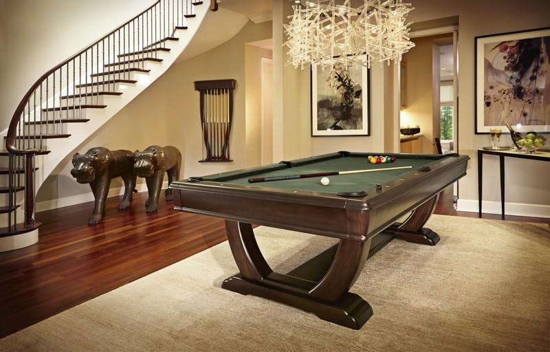 Brunswick Billiards De Sotto Billiards Table