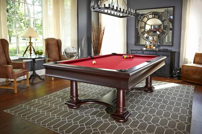 Brunswick Billiards Lexington Billiards Table