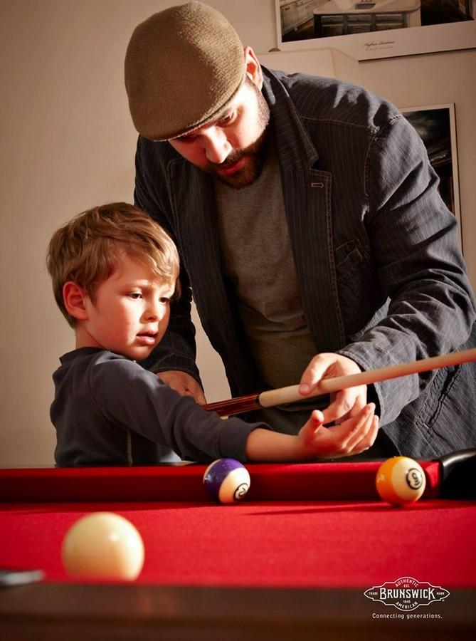 Brunswick Billiards tables