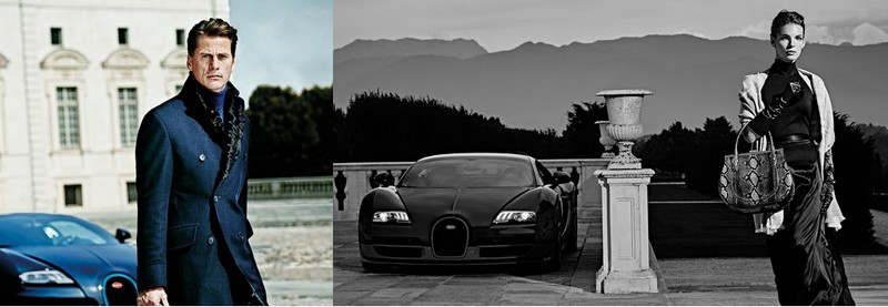 Bugatti - Mark Vanderloo ambassador