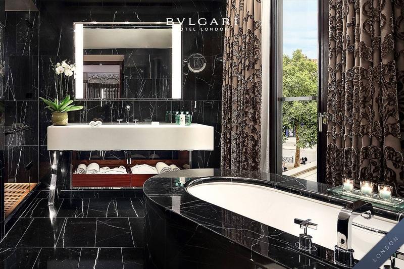 Bulgari Hotels London-