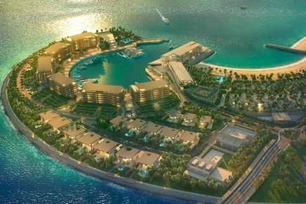 Bulgari opens fifth hotel in Dubai in the shape of a titanic seahorse